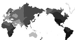 GEOGRAPHY AND OF HISTORY THE GENES HUMAN